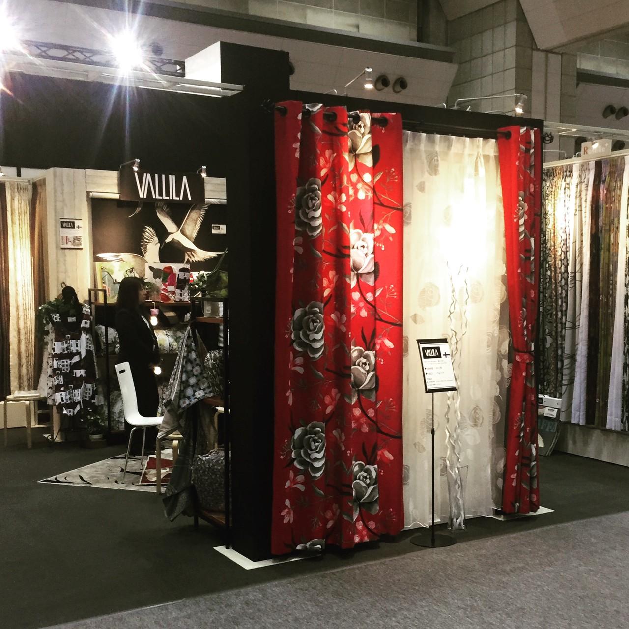 2018年11月JAPAN TEXへ出展しました。